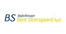 bs malerfirmaet logo