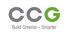 ccg build greener logo